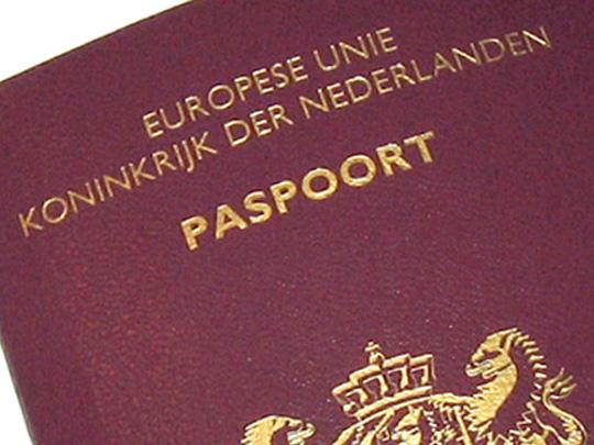 Paspoort Amerika eisen