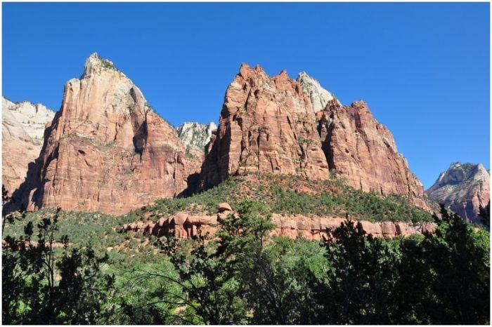 Foto Zion Nationaal Park