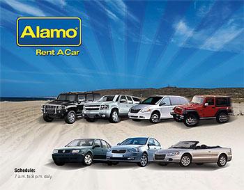 Alamo Autohuur Amerika