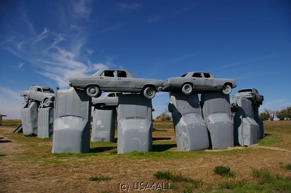 Carhenge – Nebraska – Foto