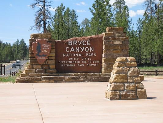 Foto Bryce Canyon