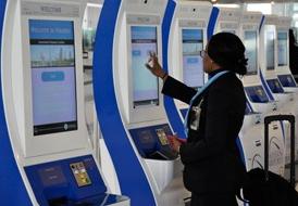 Geautomatiseerde paspoortcontrole – Amerika