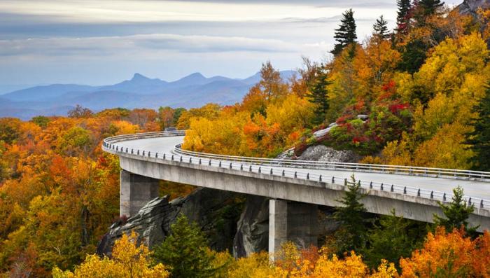 Blue Ridge Parkway – Reisverhaal
