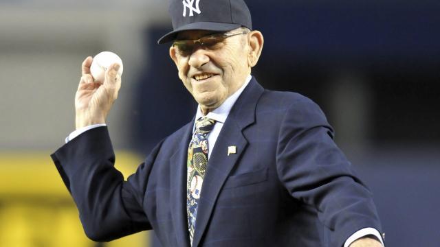 Honkballegende Yogi Berra overleden