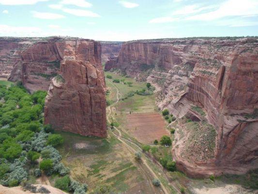 Canyon de Chelley