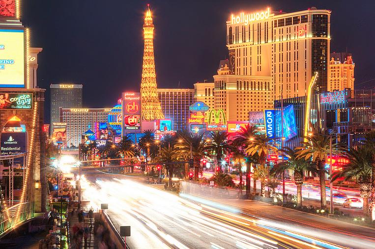 Tickets Las Vegas – Bestel online en profiteer van korting!