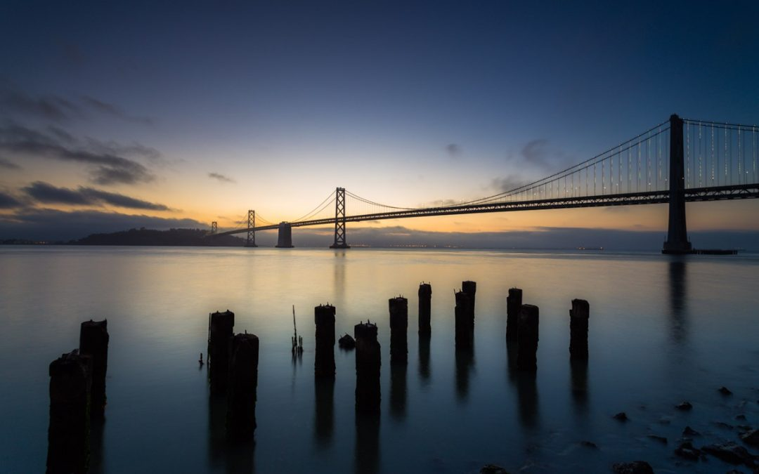 Oakland Bay Bridge – San Francisco – Jeffrey van Zandbeek
