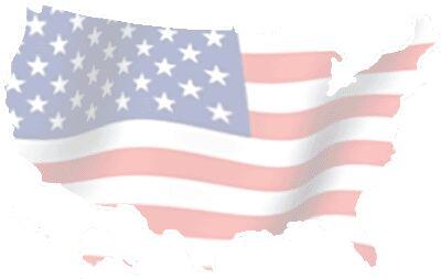 Alle 50 Staten van Amerika