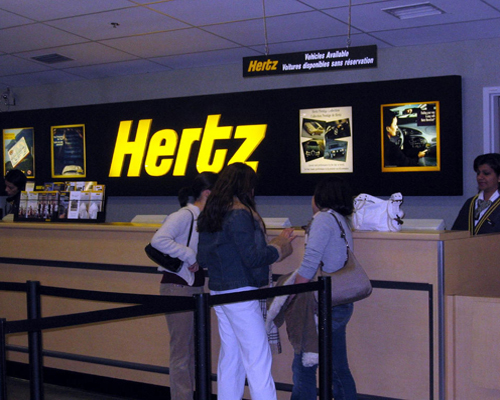 Beoordeling: Hertz Autoverhuur