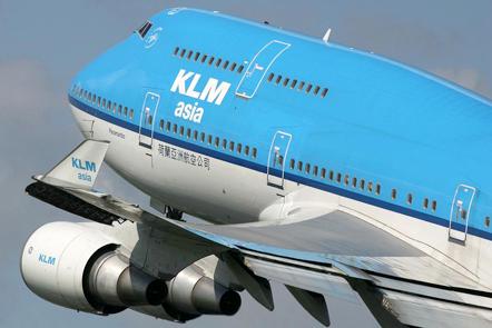 Beoordeling: KLM