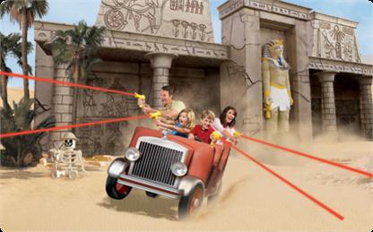 Beoordeling: Legoland Orlando – Carlsbad