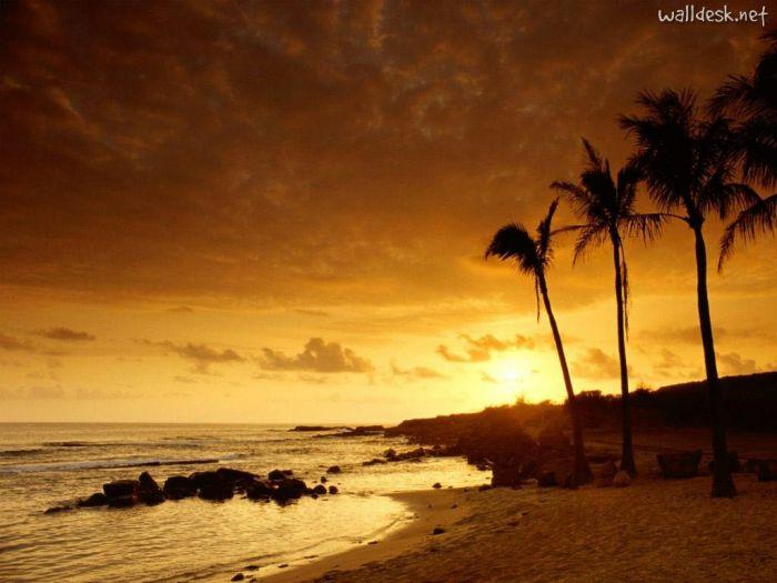 Hawaii, Waikiki, Honolulu & Oahu