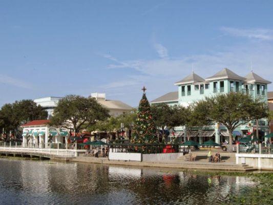 Kerst in Orlando Florida 2014