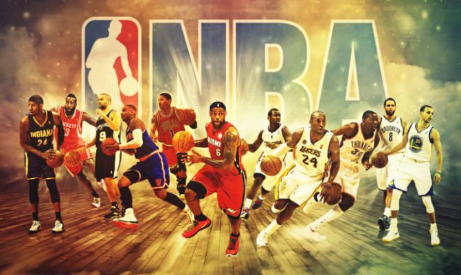 De gouden generatie van de NBA