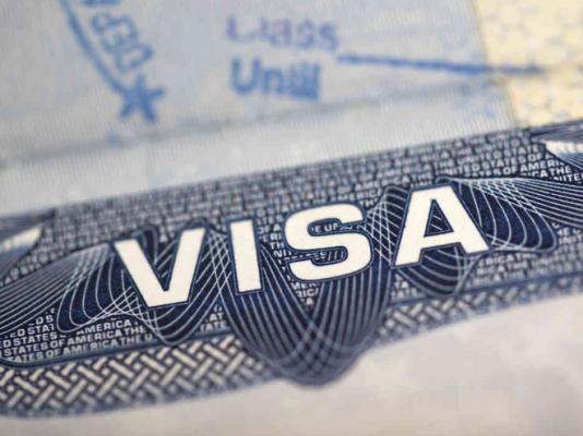 Visum aanvragen USA na reizen in Irak, Syrië, Iran of Soedan.