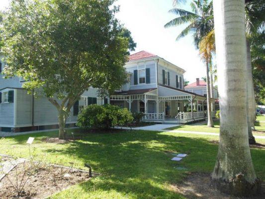 Fort Myers – Thomas Edison en Henry Ford