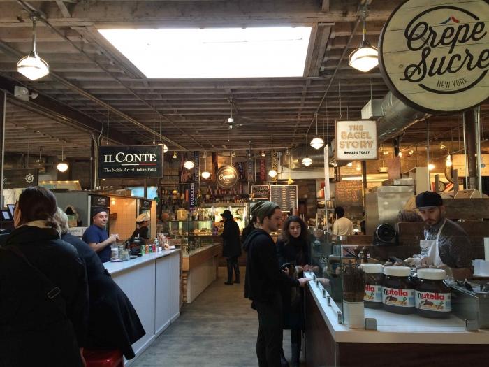 Een wandeling door New York – Culinair