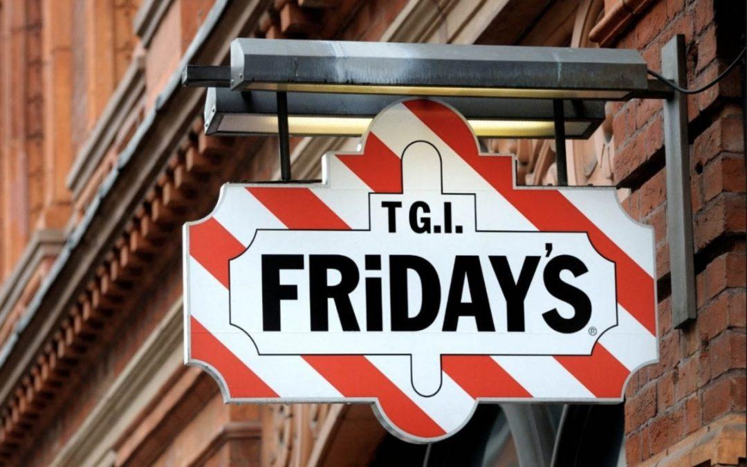 Grillrestaurant TGI Fridays opent in februari 2018 in Utrecht!