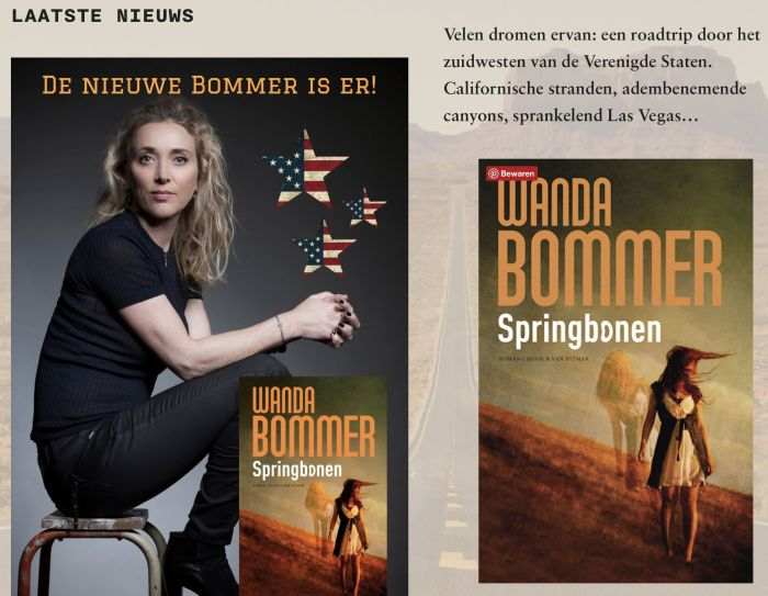 Springbonen – Wanda Bommer – Recensie